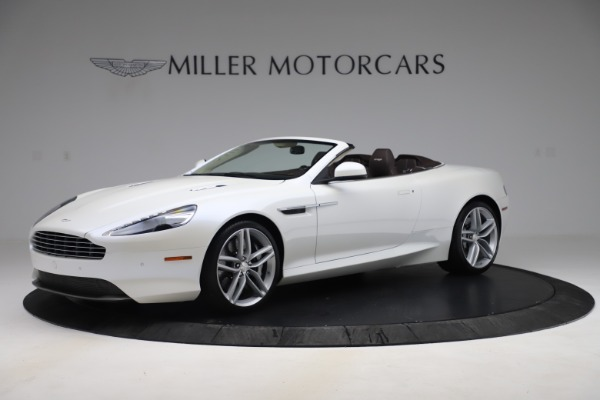 Used 2012 Aston Martin Virage Volante for sale Sold at Pagani of Greenwich in Greenwich CT 06830 1