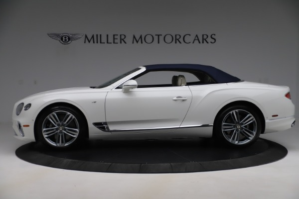 New 2020 Bentley Continental GTC V8 for sale Sold at Pagani of Greenwich in Greenwich CT 06830 14