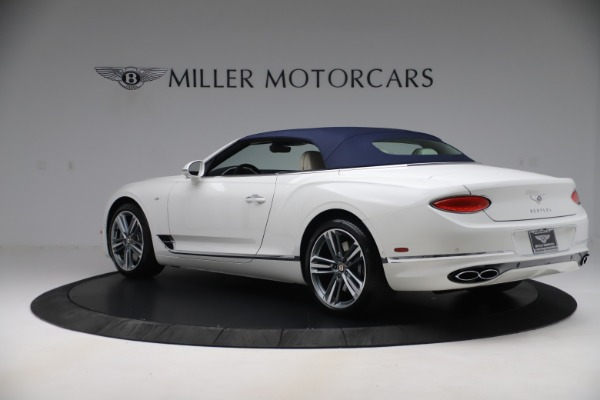 New 2020 Bentley Continental GTC V8 for sale Sold at Pagani of Greenwich in Greenwich CT 06830 15