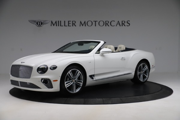 New 2020 Bentley Continental GTC V8 for sale Sold at Pagani of Greenwich in Greenwich CT 06830 2