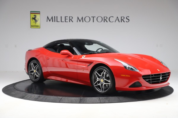 Used 2017 Ferrari California T for sale Sold at Pagani of Greenwich in Greenwich CT 06830 18