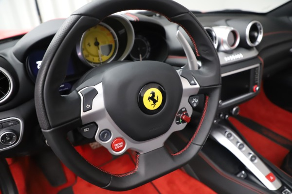 Used 2017 Ferrari California T for sale Sold at Pagani of Greenwich in Greenwich CT 06830 27