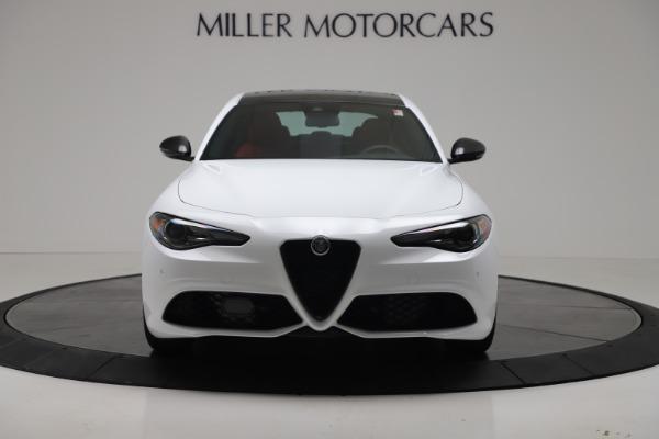 New 2019 Alfa Romeo Giulia Ti Sport Carbon Q4 for sale Sold at Pagani of Greenwich in Greenwich CT 06830 12