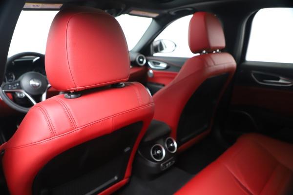 New 2019 Alfa Romeo Giulia Ti Sport Carbon Q4 for sale Sold at Pagani of Greenwich in Greenwich CT 06830 20