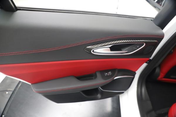 New 2019 Alfa Romeo Giulia Ti Sport Carbon Q4 for sale Sold at Pagani of Greenwich in Greenwich CT 06830 21