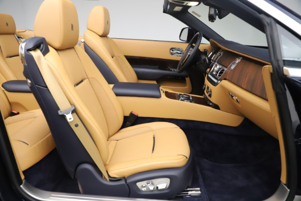 Used 2017 Rolls-Royce Dawn for sale Sold at Pagani of Greenwich in Greenwich CT 06830 20