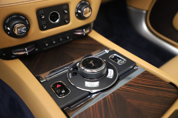 Used 2017 Rolls-Royce Dawn for sale Sold at Pagani of Greenwich in Greenwich CT 06830 24
