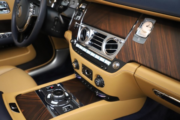Used 2017 Rolls-Royce Dawn for sale Sold at Pagani of Greenwich in Greenwich CT 06830 25