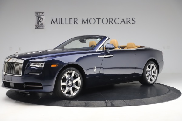 Used 2017 Rolls-Royce Dawn for sale Sold at Pagani of Greenwich in Greenwich CT 06830 3