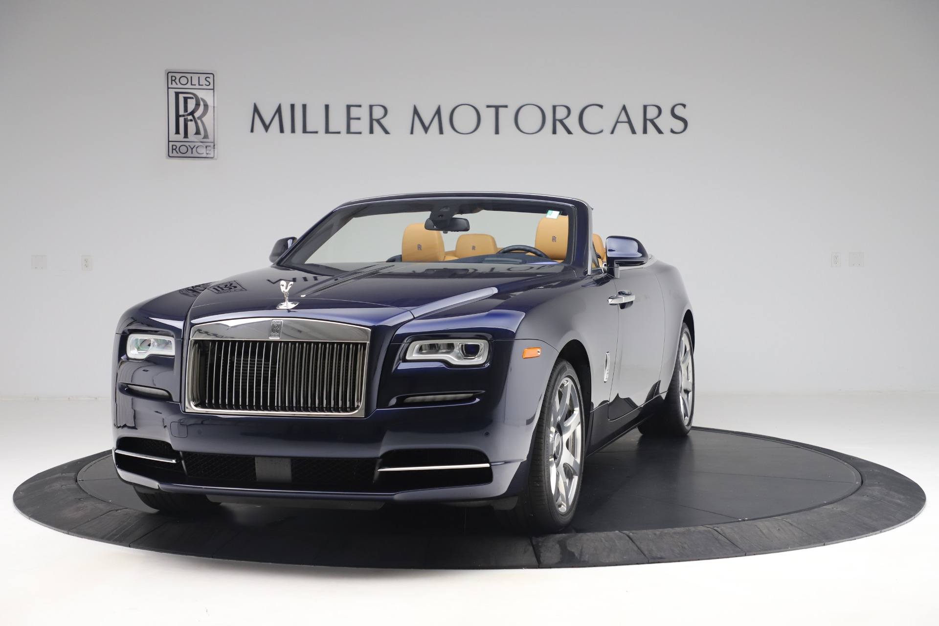 Used 2017 Rolls-Royce Dawn for sale Sold at Pagani of Greenwich in Greenwich CT 06830 1