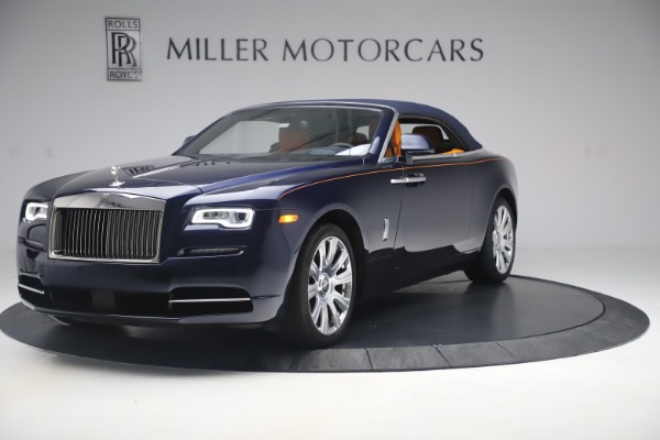 Used 2017 Rolls-Royce Dawn for sale $265,900 at Pagani of Greenwich in Greenwich CT 06830 11