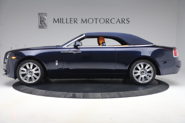 Used 2017 Rolls-Royce Dawn for sale $265,900 at Pagani of Greenwich in Greenwich CT 06830 12
