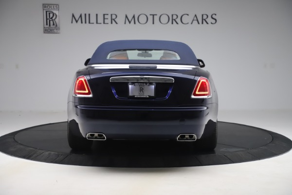 Used 2017 Rolls-Royce Dawn for sale $265,900 at Pagani of Greenwich in Greenwich CT 06830 14