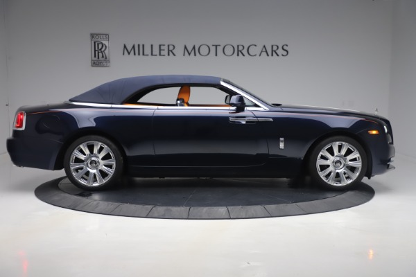 Used 2017 Rolls-Royce Dawn for sale $265,900 at Pagani of Greenwich in Greenwich CT 06830 16