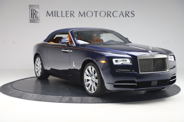 Used 2017 Rolls-Royce Dawn for sale $265,900 at Pagani of Greenwich in Greenwich CT 06830 17
