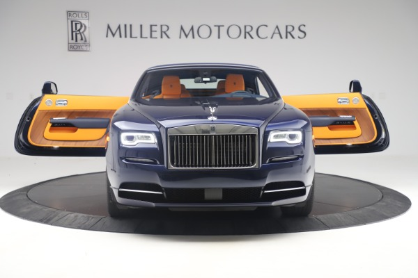 Used 2017 Rolls-Royce Dawn for sale $265,900 at Pagani of Greenwich in Greenwich CT 06830 18