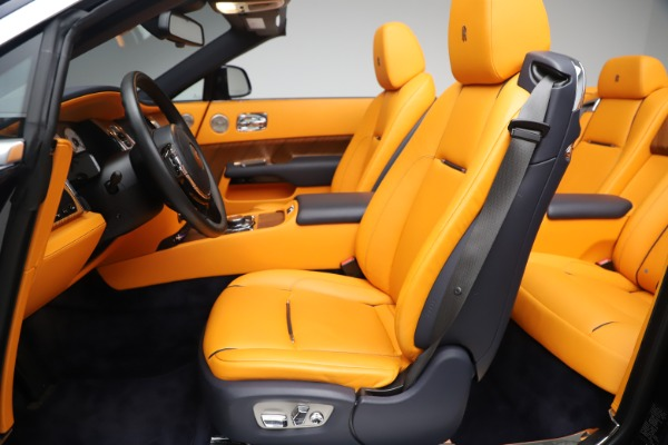 Used 2017 Rolls-Royce Dawn for sale $265,900 at Pagani of Greenwich in Greenwich CT 06830 19