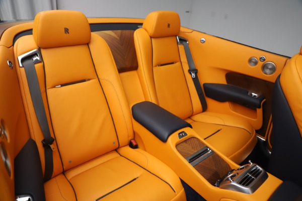 Used 2017 Rolls-Royce Dawn for sale $265,900 at Pagani of Greenwich in Greenwich CT 06830 22