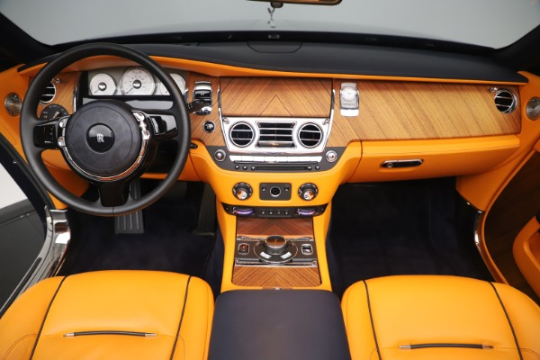 Used 2017 Rolls-Royce Dawn for sale $265,900 at Pagani of Greenwich in Greenwich CT 06830 24