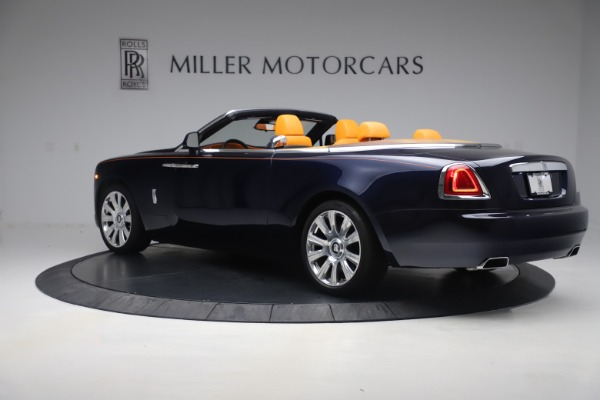 Used 2017 Rolls-Royce Dawn for sale $265,900 at Pagani of Greenwich in Greenwich CT 06830 4