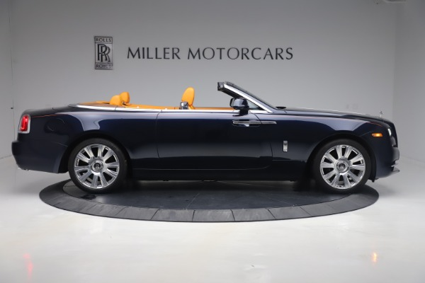 Used 2017 Rolls-Royce Dawn for sale $265,900 at Pagani of Greenwich in Greenwich CT 06830 7
