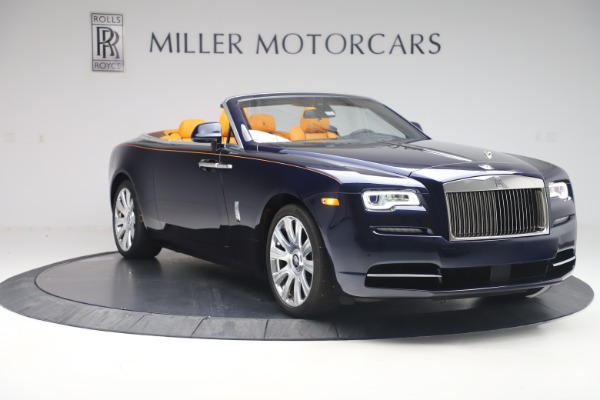 Used 2017 Rolls-Royce Dawn for sale $265,900 at Pagani of Greenwich in Greenwich CT 06830 8