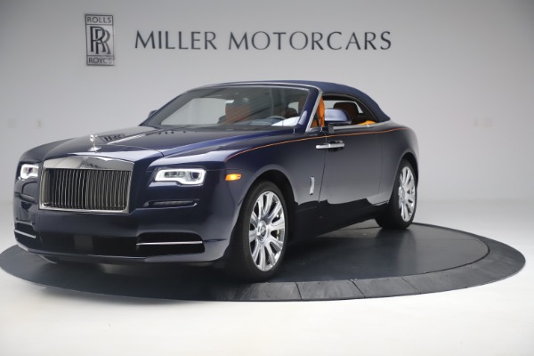 Used 2017 Rolls-Royce Dawn for sale $265,900 at Pagani of Greenwich in Greenwich CT 06830 9