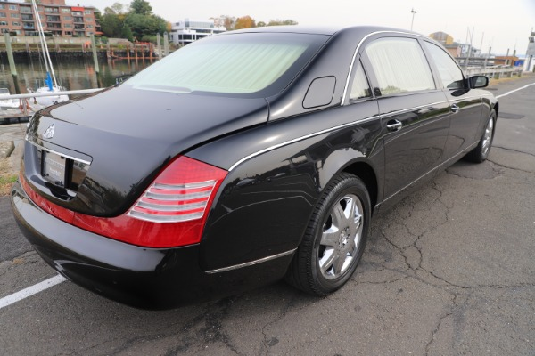 Used 2009 Maybach 62 for sale Sold at Pagani of Greenwich in Greenwich CT 06830 10