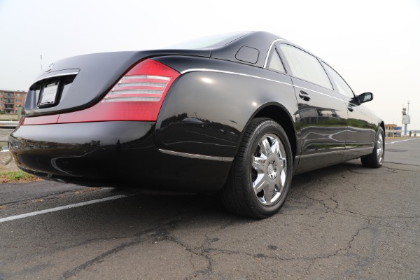 Used 2009 Maybach 62 for sale Sold at Pagani of Greenwich in Greenwich CT 06830 11