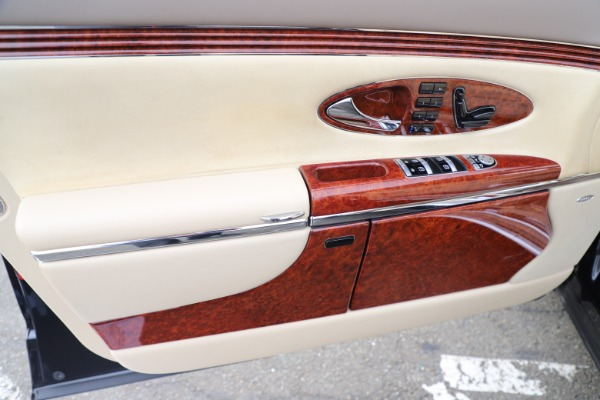 Used 2009 Maybach 62 for sale Sold at Pagani of Greenwich in Greenwich CT 06830 17