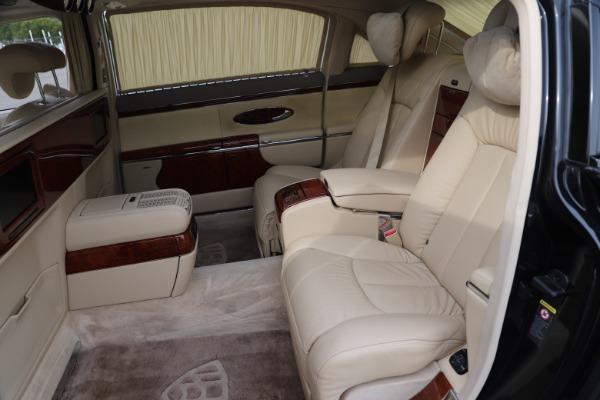 Used 2009 Maybach 62 for sale Sold at Pagani of Greenwich in Greenwich CT 06830 19