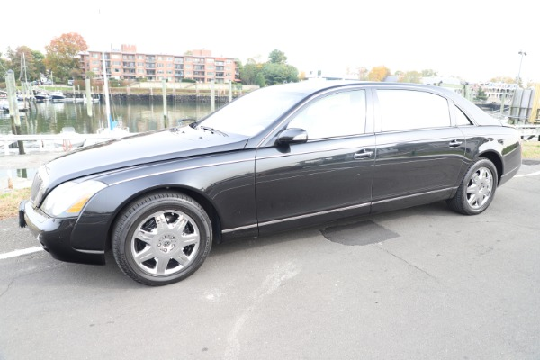 Used 2009 Maybach 62 for sale Sold at Pagani of Greenwich in Greenwich CT 06830 2