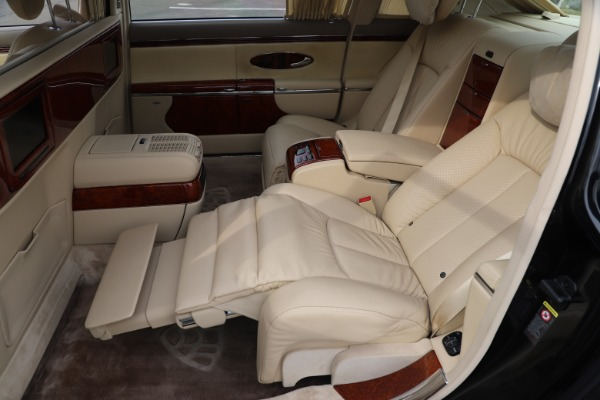 Used 2009 Maybach 62 for sale Sold at Pagani of Greenwich in Greenwich CT 06830 20