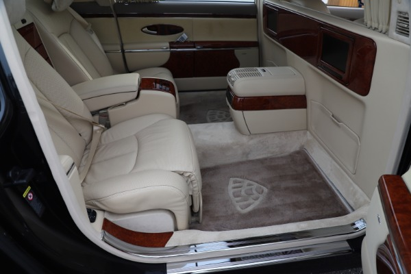 Used 2009 Maybach 62 for sale Sold at Pagani of Greenwich in Greenwich CT 06830 22