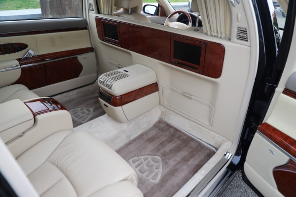 Used 2009 Maybach 62 for sale Sold at Pagani of Greenwich in Greenwich CT 06830 23