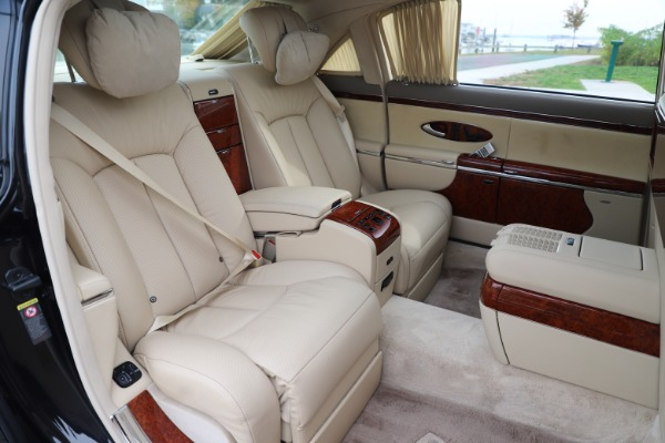 Used 2009 Maybach 62 for sale Sold at Pagani of Greenwich in Greenwich CT 06830 24