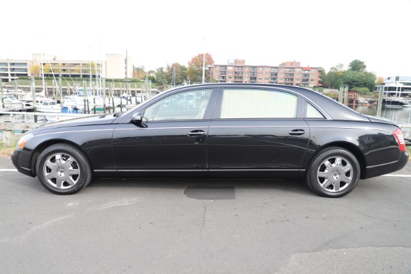 Used 2009 Maybach 62 for sale Sold at Pagani of Greenwich in Greenwich CT 06830 3