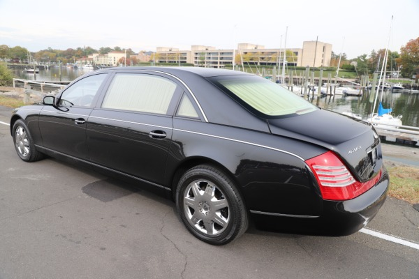 Used 2009 Maybach 62 for sale Sold at Pagani of Greenwich in Greenwich CT 06830 4