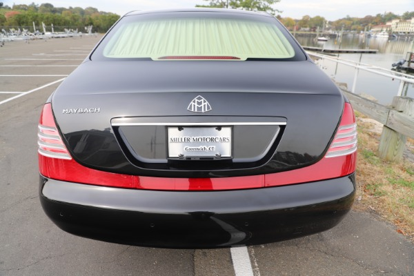 Used 2009 Maybach 62 for sale Sold at Pagani of Greenwich in Greenwich CT 06830 5