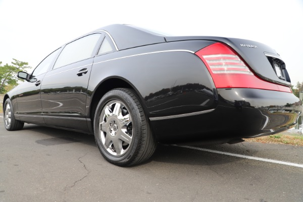 Used 2009 Maybach 62 for sale Sold at Pagani of Greenwich in Greenwich CT 06830 6