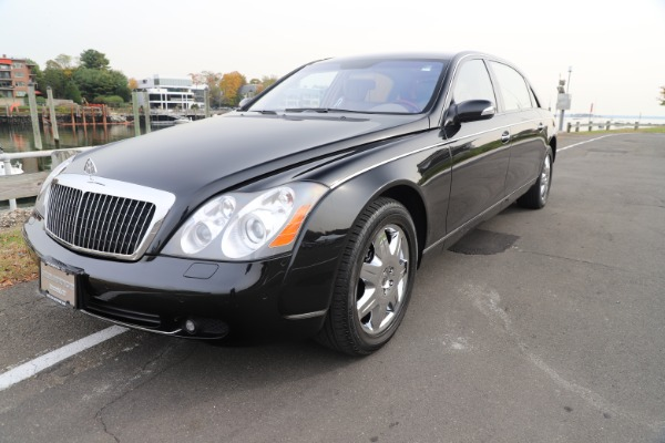 Used 2009 Maybach 62 for sale Sold at Pagani of Greenwich in Greenwich CT 06830 7