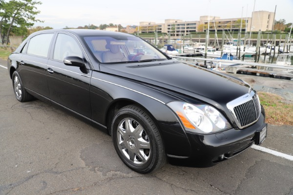 Used 2009 Maybach 62 for sale Sold at Pagani of Greenwich in Greenwich CT 06830 8