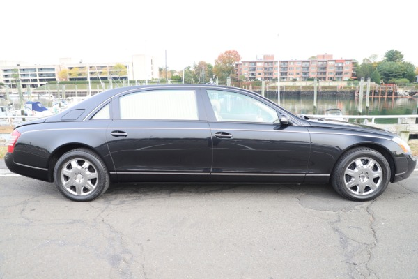 Used 2009 Maybach 62 for sale Sold at Pagani of Greenwich in Greenwich CT 06830 9
