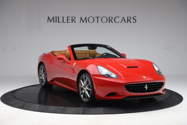 Used 2013 Ferrari California 30 for sale $112,900 at Pagani of Greenwich in Greenwich CT 06830 11