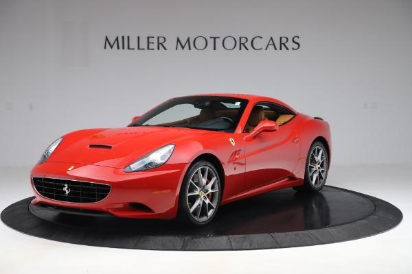 Used 2013 Ferrari California 30 for sale $112,900 at Pagani of Greenwich in Greenwich CT 06830 13