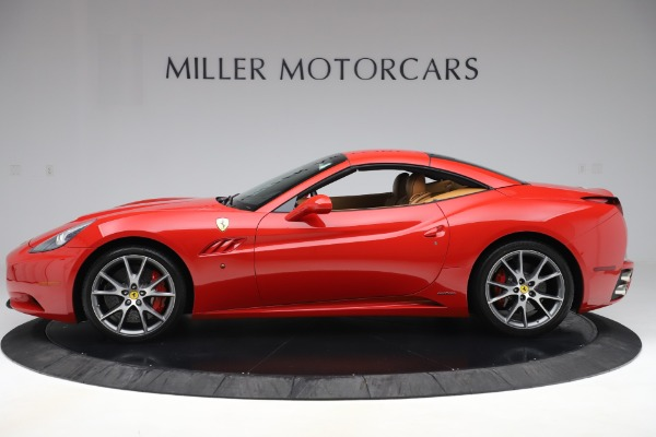 Used 2013 Ferrari California 30 for sale $112,900 at Pagani of Greenwich in Greenwich CT 06830 14