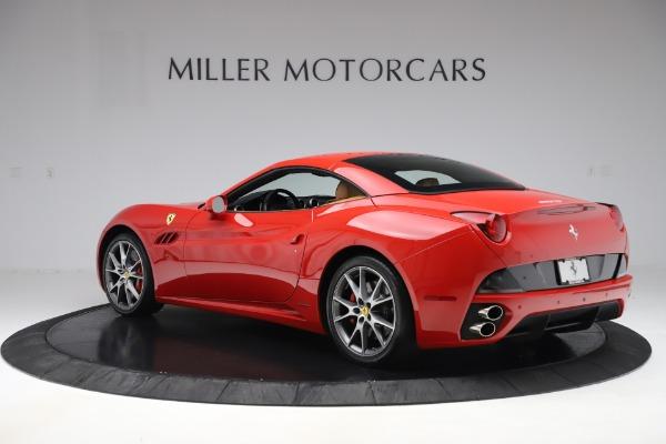 Used 2013 Ferrari California 30 for sale $112,900 at Pagani of Greenwich in Greenwich CT 06830 15