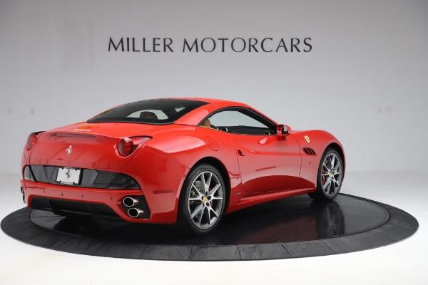 Used 2013 Ferrari California 30 for sale $112,900 at Pagani of Greenwich in Greenwich CT 06830 16