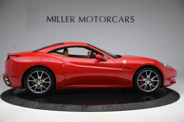 Used 2013 Ferrari California 30 for sale $112,900 at Pagani of Greenwich in Greenwich CT 06830 17