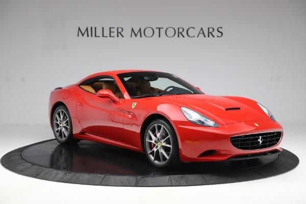 Used 2013 Ferrari California 30 for sale $112,900 at Pagani of Greenwich in Greenwich CT 06830 18